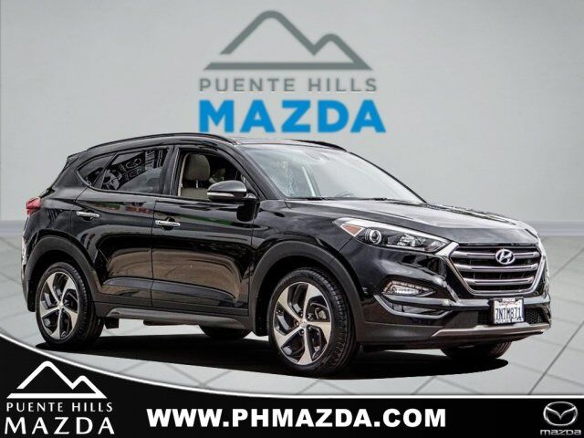 2016 Hyundai Tucson Limited City of Industry CA