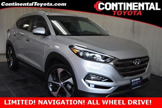 2016 Hyundai Tucson Limited Chicago IL