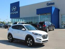 Hyundai Tucson Limited FWD w/Navigation-Navigation 2016