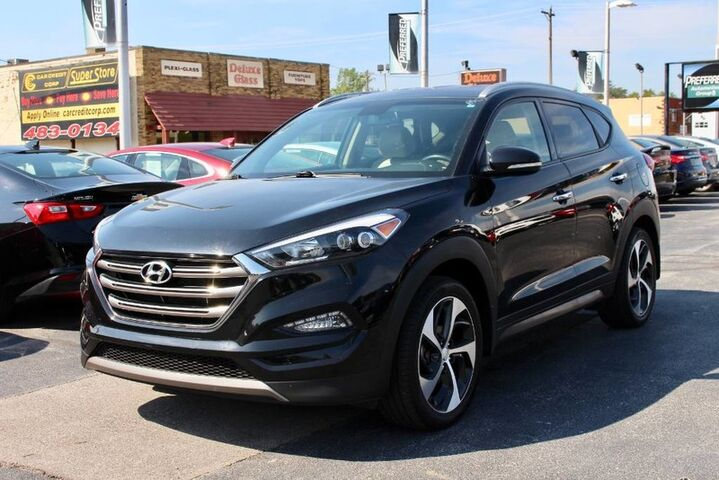 2016 Hyundai Tucson Limited Fort Wayne Auburn and Kendallville IN