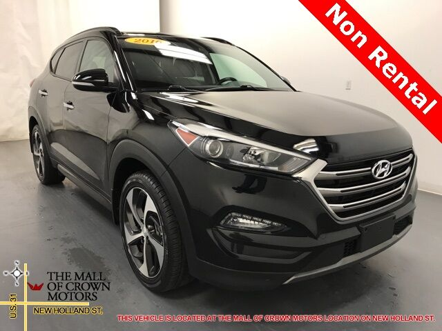 2016 Hyundai Tucson Limited Holland MI