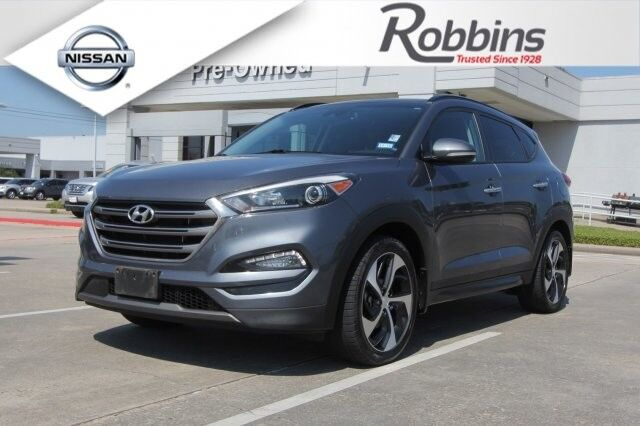 2016 Hyundai Tucson Limited Houston TX