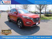 2016_Hyundai_Tucson_Limited_ Winchester VA