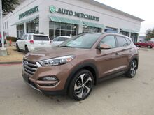2016_Hyundai_Tucson_Limited w/Ultimate Package  1.6L 4CYL AUTOMATIC, PANORAMIC ROOF, NAVIGATION, HEAT/COOL SEATS_ Plano TX