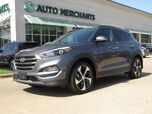 2016 Hyundai Tucson Limited w/Ultimate Package LEATHER, NAVIGATION, BACKUP CAMERA, PANORAMIC SUNROOF, BLIND SPOT MONITOR