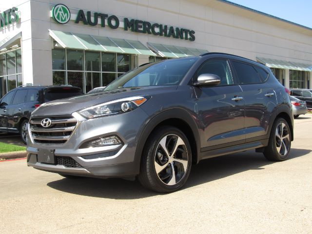 2016 Hyundai Tucson Limited w/Ultimate Package LEATHER, NAVIGATION, BACKUP CAMERA, PANORAMIC SUNROOF, BLIND SPOT MONITOR Plano TX