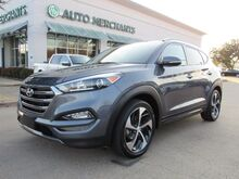 2016_Hyundai_Tucson_Limited w/Ultimate Package PANO SUNROOF, NAVIGATION, BAKCUP CAM PUSH BUTTON, REAR CLIMATE, DAC_ Plano TX