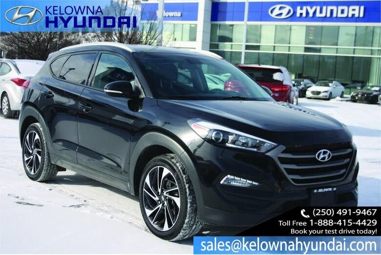 2016 Hyundai Tucson Premium Back up cam, Keyless, Bluetooth, Heated Seats Kelowna BC