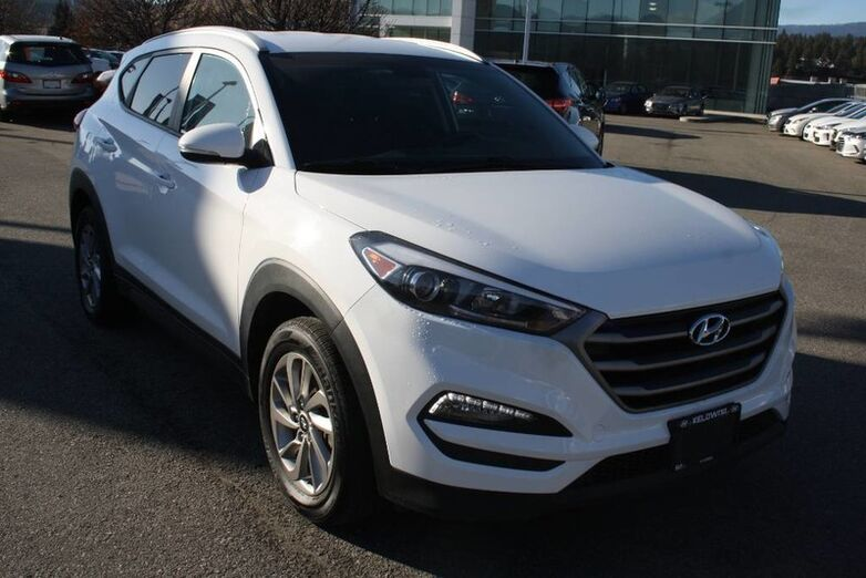 2016 Hyundai Tucson Premium Heated seats, Bluetooth, Power options. Kelowna BC