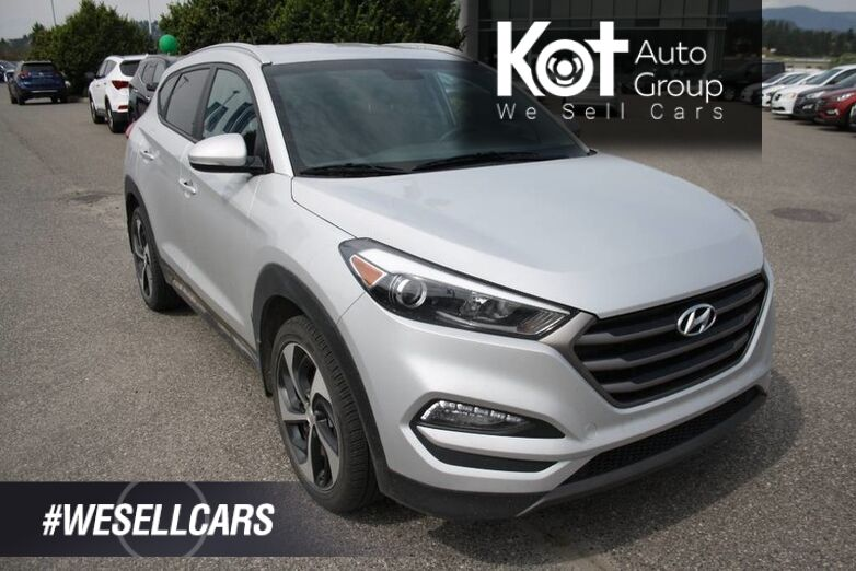 2016 Hyundai Tucson Premium NO ACCIDENT! BLUETOOTH! POWER SEAT! HEATED SEATS! BACKUP CAMERA! Kelowna BC