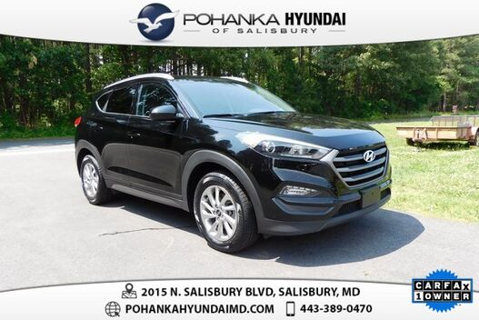 2016_Hyundai_Tucson_SE **ONE OWNER**CERTIFIED**_ Salisbury MD