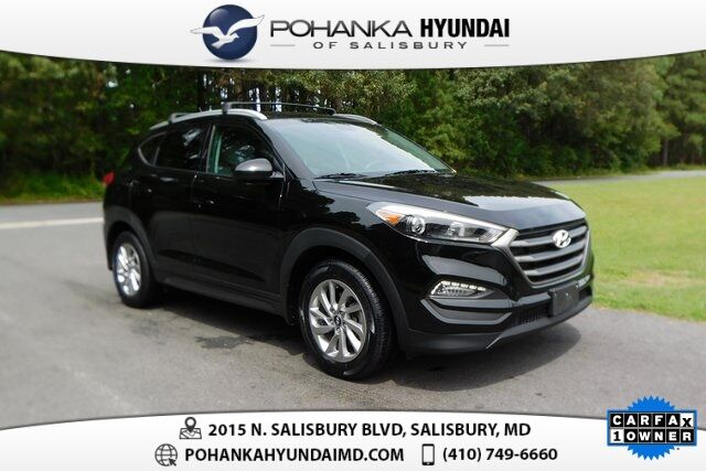 2016 Hyundai Tucson SE **ONE OWNER**CERTIFIED**BACK UP CAM** Salisbury MD
