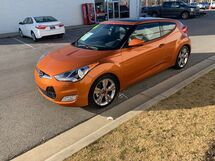 2016 Hyundai Veloster 3dr coupe