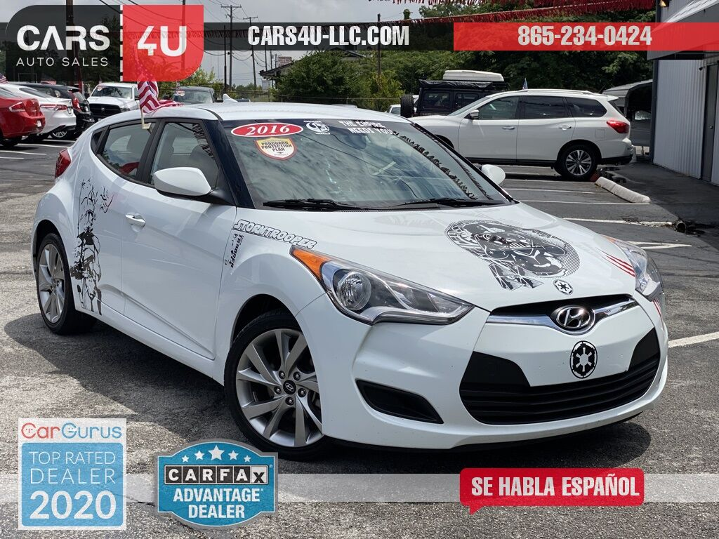 2016 Hyundai Veloster Base Knoxville TN
