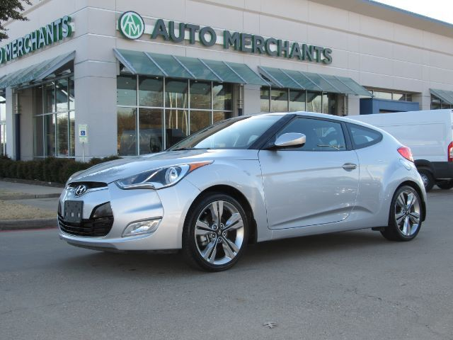 2016 Hyundai Veloster MOON ROOF, NAVIGATION, BLUETOOTH CONNECTION, BACK-UP CAMERA, CD PLAYER, CRUISE CONTROL Plano TX
