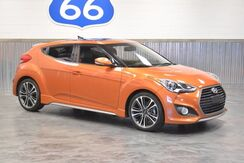 2016_Hyundai_Veloster_TURBO! LIMITED EDT. COLOR!! LEATHER! NAVIGATION! SUNROOF! 13,714 MILES!!_ Norman OK