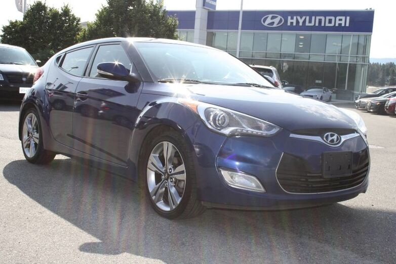 2016 Hyundai Veloster Tech One owner No accident. Kelowna BC