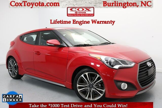 2016 Hyundai Veloster Turbo Burlington NC