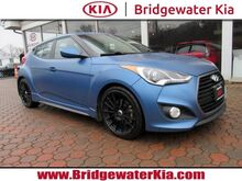 2016_Hyundai_Veloster_Turbo Rally Edition, Remote Keyless Entry, Rear-View Camera, Dimension Premium Sound, Bluetooth Streaming Audio, Leather Sport Seats, 6-Speed Manual Transmission, 18-Inch Black Alloy Wheels,_ Bridgewater NJ