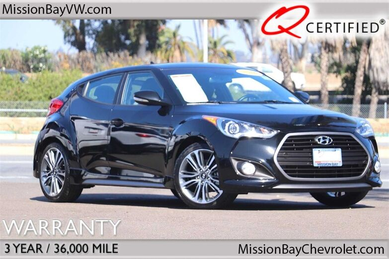 2016 Hyundai Veloster Turbo Rally Edition San Diego CA
