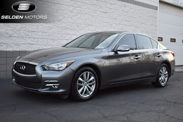 2016_INFINITI_Q50_2.0t Base_ Willow Grove PA