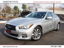 2016_INFINITI_Q50_3.0T Premium_ Lexington MA