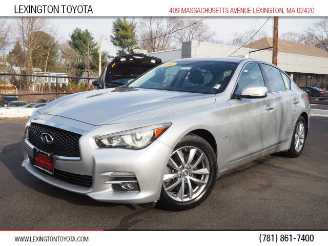 2016 INFINITI Q50 3.0T Premium Lexington MA