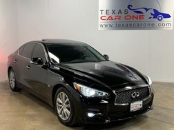 2016_INFINITI_Q50_3.0t PREMIUM SUNROOF LEATHER SEATS REAR CAMERA KEYLESS START BLUETOOTH_ Addison TX