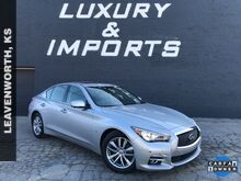 2016_INFINITI_Q50_3.0t Premium_ Leavenworth KS
