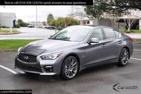 2016_INFINITI_Q50 3.0t Red Sport 400_RARE AWD Model! Driver Assist, Premium Plus & CPO!_ Fremont CA