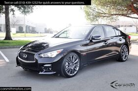 2016_INFINITI_Q50 3.0t Red Sport_LOW Miles, 400 Horsepower & 100k CPO Certified!_ Fremont CA
