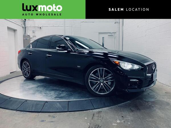 2016_INFINITI_Q50_3.0t Sport Surround Cam Heated Seats_ Portland OR