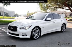 2016_INFINITI_Q50 Hybrid_Navigation, 19-inch Sport Wheels & CPO Certified!_ Fremont CA