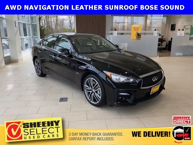 2016 INFINITI Q50 Sport Chantilly VA