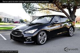 2016_INFINITI_Q50S 3.0t Sport_LOW Miles & Loaded! Driver Assist, Premium Plus & CPO!_ Fremont CA