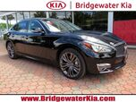 2016 INFINITI Q70 3.7 AWD Sedan, Premium Select Edition, Navigation, Around-View Camera, Bose Premium Sound, Bluetooth Streaming Audio, Heated Leather Seats, Power Sunroof, Sport Brakes, 20-Inch Alloy Wheels,