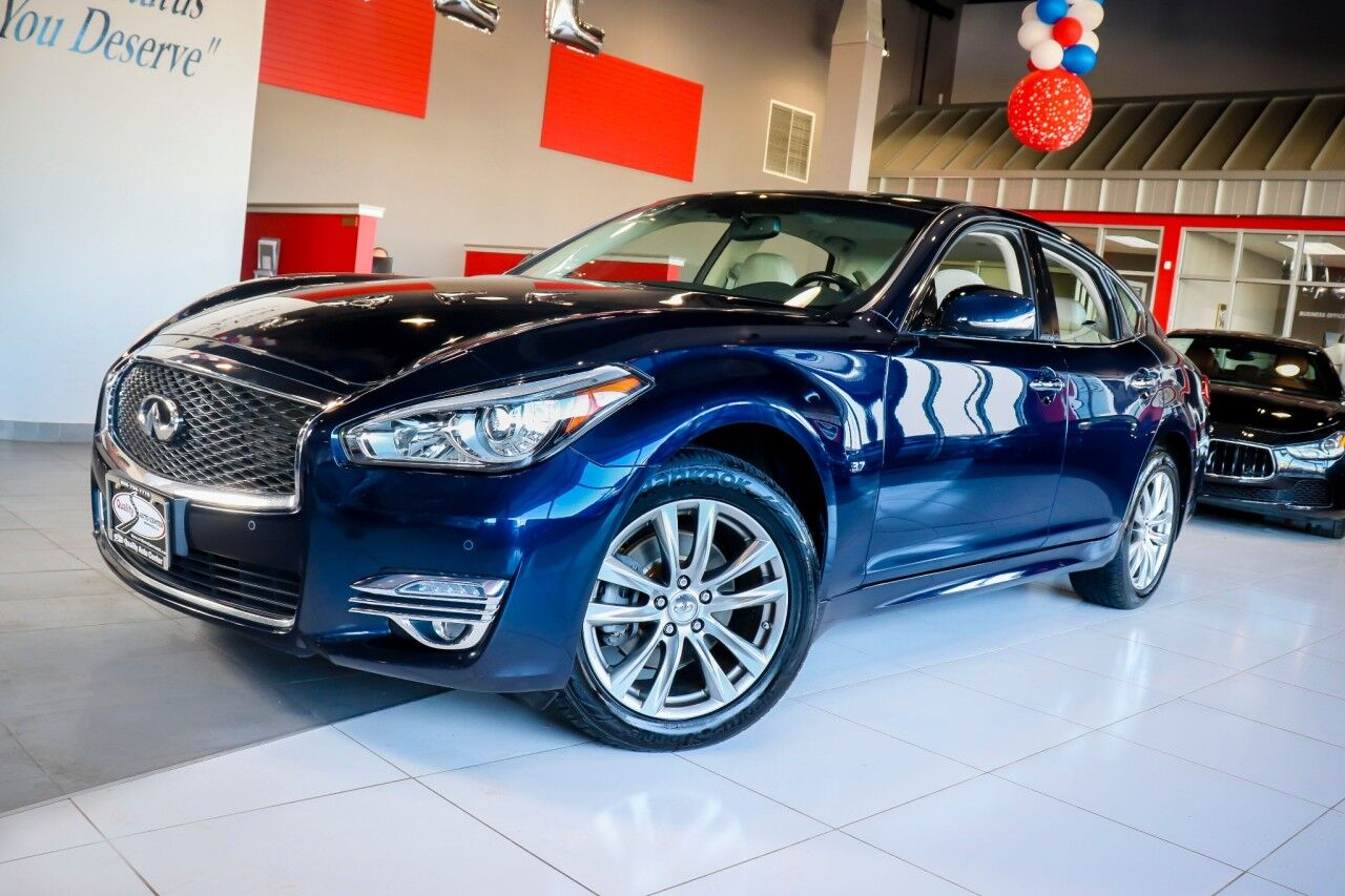 2016 INFINITI Q70 Premium Deluxe Touring Package Navigation System Springfield NJ