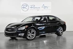 2016 INFINITI Q70L Sport Premium Pkg Technology Pkg One Owner