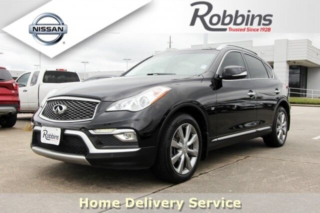 2016 INFINITI QX50  Houston TX