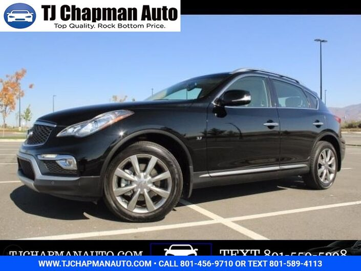 2016 INFINITI QX50  Salt Lake City UT