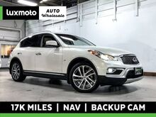 2016_INFINITI_QX50_AWD 17k Miles Back-Up Camera Heated Seats Nav_ Portland OR