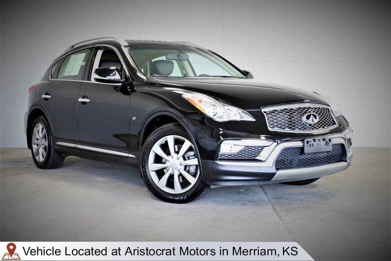 2016 INFINITI QX50 AWD Premium Package Merriam KS
