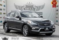 INFINITI QX50 NO ACCIDENT, AWD, NAVI, 360 CAM, B.SPOT, SUNROOF 2016