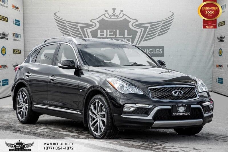 2016 INFINITI QX50 NO ACCIDENT, AWD, NAVI, 360 CAM, B.SPOT, SUNROOF