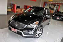INFINITI QX50 Premium Package 1 Owner Sunroof HID Fog Lights 2016