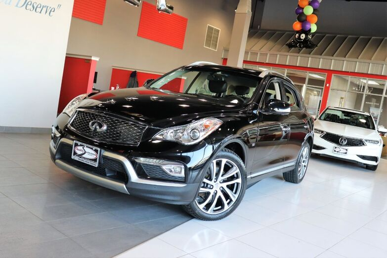 2016 INFINITI QX50 Technology Deluxe Touring Premium Plus Package Navigation Springfield NJ