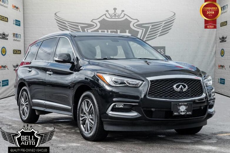 2016 INFINITI QX60 AWD, BACK-UP CAM, NAVI, BLUETOOTH, MOONROOF Toronto ON