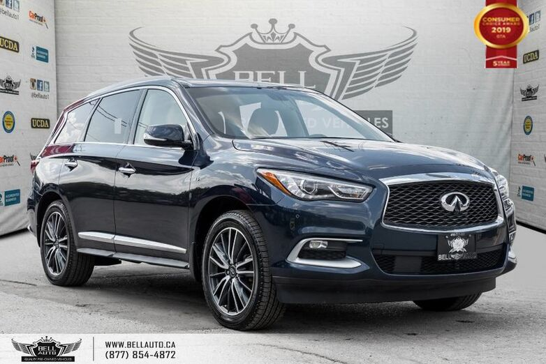 2016 INFINITI QX60 AWD, NAVI, 360 CAM, PANO ROOF, SENSORS, BLUETOOTH Toronto ON