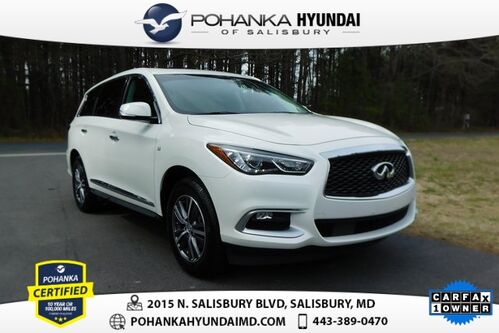 2016_INFINITI_QX60_Base **ONE OWNER**_ Salisbury MD