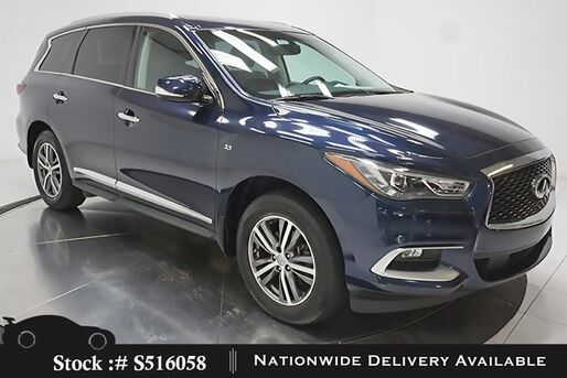 2016_INFINITI_QX60_CAM,SUNROOF,HTD STS,18IN WHLS,3RD ROW_ Plano TX